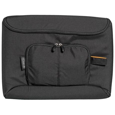 """Ortlieb Notebook Sleeve - 15.4"""" in Black"""