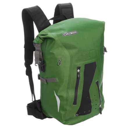 Ortlieb Packman Pro2 Backpack - 25L in Moss - Closeouts
