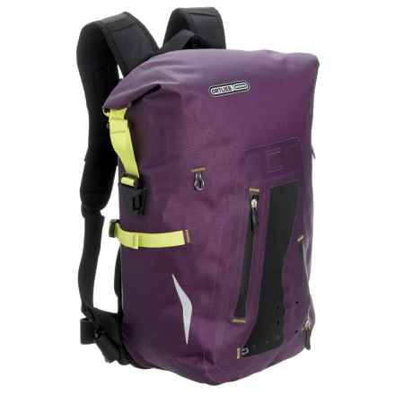 Ortlieb Packman Pro2 Backpack - 25L in Purple - Closeouts