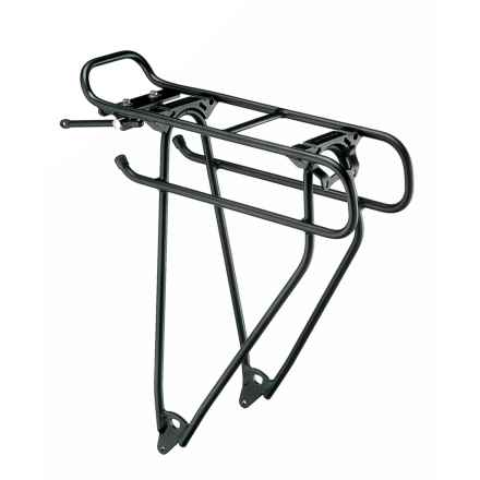 Ortlieb Racktime Addit Rear Bike Rack in Black - Closeouts