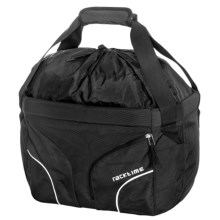 Ortlieb Racktime Handleit Bag in Black - Closeouts