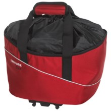 Ortlieb Racktime Shopit Bag in Red - Closeouts