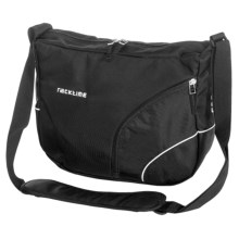 Ortlieb Racktime Shoulderit Front Bike Bag in Black - Closeouts