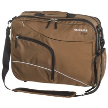 Ortlieb Racktime Work-It Classic QL2 Bag in Brown - Closeouts
