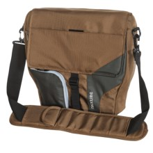 Ortlieb Racktime Work-It Light QL2 Office Bag in Brown - Closeouts