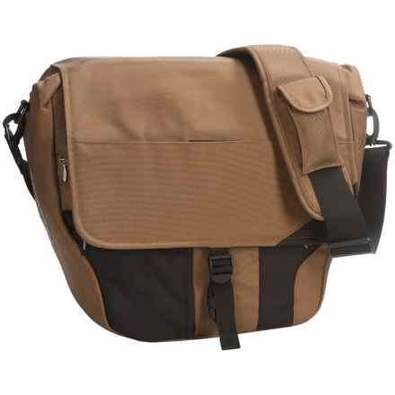 Ortlieb Racktime Work-It Pro QL2 Bag in Brown - Closeouts