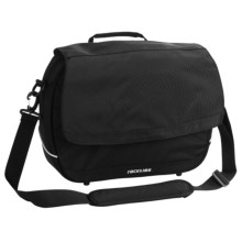 Ortlieb Racktime Work-It Wide QL3 Office Bag in Bill Black - Closeouts