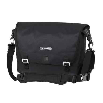 Ortlieb Reporter Urban Messenger Bag - Large in Black - Closeouts