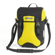Ortlieb Sport-Packer Plus Cycling Panniers - Pair in Yellow - Closeouts