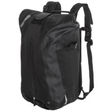 Ortlieb Vario Ql3 Pannier Backpack in Black - Closeouts
