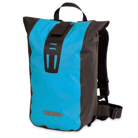 Ortlieb Velocity Backpack in Blue/Black - Closeouts