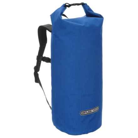 Ortlieb X-Plorer Medium Dry Bag -35L in Blue/Black - Closeouts