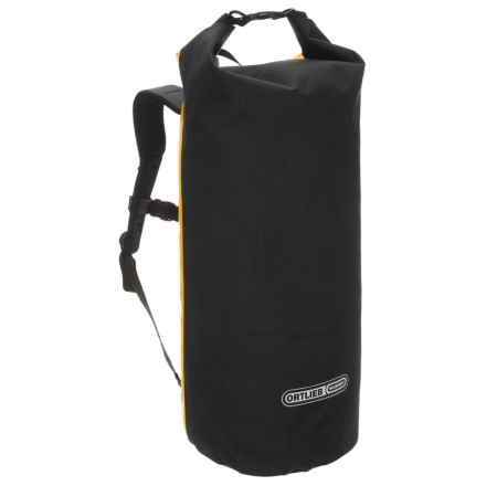 Ortlieb X-Plorer Medium Dry Bag -35L in Sun Yellow/Black - Closeouts