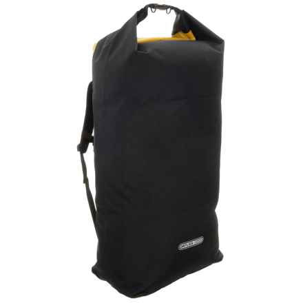 Ortlieb X-Tremer XL Dry Bag - 113L in Sun Yellow/Black - Closeouts