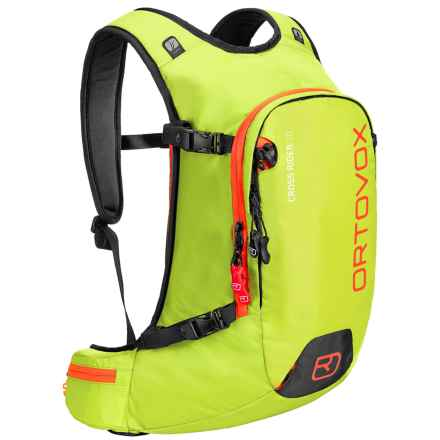 Ortovox Cross Rider 20 Backpack in Happy Green - Closeouts