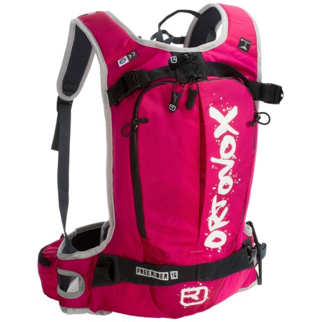 Ortovox Free Rider 16+ Backpack in Very Berry