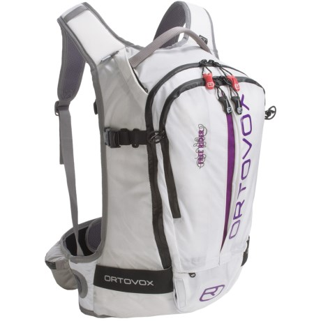 Ortovox Free Rider 22 Backpack (For Women) in White Merino