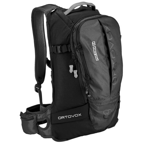 Ortovox Free Rider 24+ Backpack in Black/Anthracite