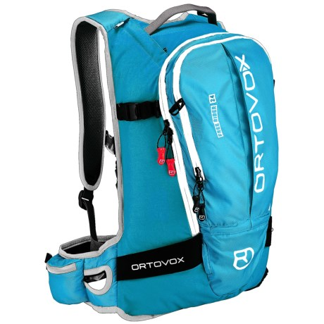 Ortovox Free Rider 24+ Backpack in Blue/Lagoon