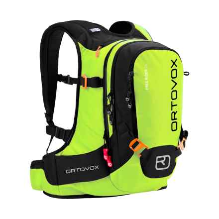 Ortovox Free Rider Backpack - 24L in Happy Green - Closeouts