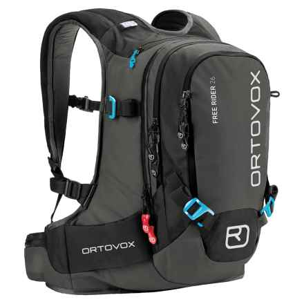 Ortovox Freerider 26L Backpack in Black/Anthracite - Closeouts