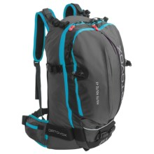 Ortovox Haute Route 45 Ski Backpack in Black Anthracite - Closeouts