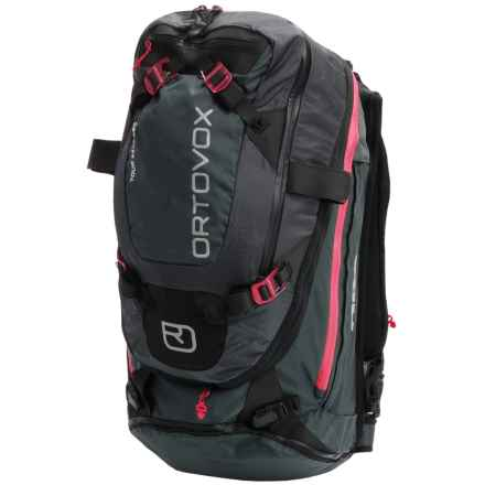 Ortovox Tour 30+7 ABS Backpack (For Women) in Black/Anthracite - Closeouts