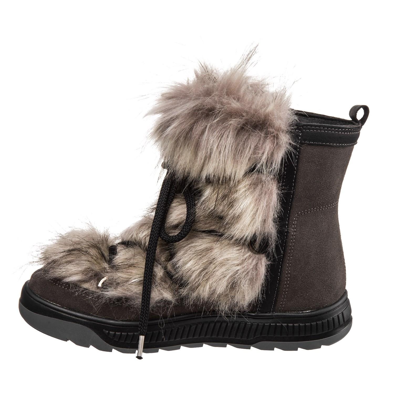 Oscar Sport Short Faux-Fur Boots (For Women) - Save 76% c97e2c2e36