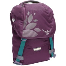 Osprey FlapJill Backpack (For Women) in Plum Purple - 2nds