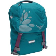 Osprey FlapJill Backpack (For Women) in Teal Blue - 2nds