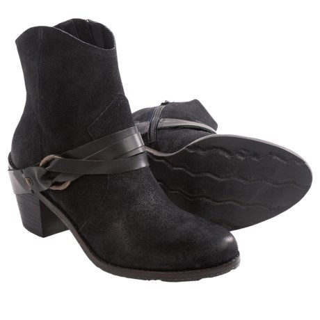 OTBT Bedford Suede Ankle Boots (For Women)