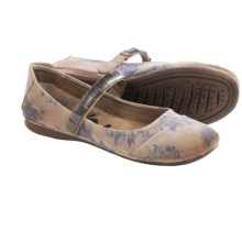 OTBT Brea Mary Jane Shoes - Leather (For Women) in Sandstone - Closeouts