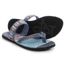 OTBT Cokato Sandals (For Women) in Marine - Closeouts