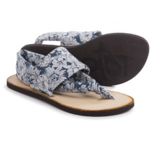 OTBT Conrath Sandals (For Women) in Blue/White - Closeouts