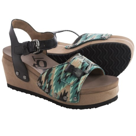 OTBT Danbury Platform Wedge Sandals (For Women)