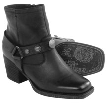 OTBT Dugas Ankle Boots (For Women) in Black - Closeouts