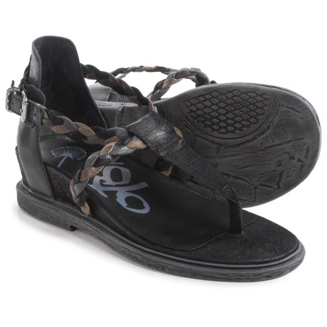 OTBT Earthly Strappy Sandals Leather (For Women)