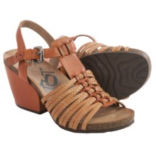 OTBT Leon T-Strap Sandals (For Women) in New Taupe - Closeouts
