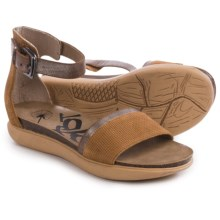 OTBT Martha TX Sandals (For Women) in Butterscotch - Closeouts