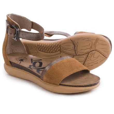 OTBT Martha TX Sandals (For Women) in Butterscotch - Closeouts