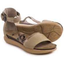 OTBT Martha TX Sandals (For Women) in Stone - Closeouts