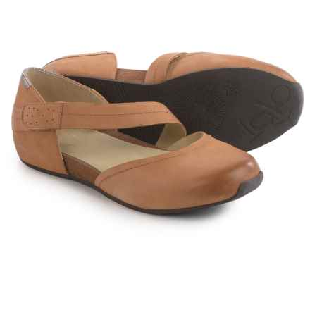 OTBT Pacific City Mary Jane Shoes (For Women) in Brown Sugar - Closeouts