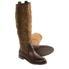 OTBT Putney Tall Boots (For Women) in Dark Brown - Closeouts