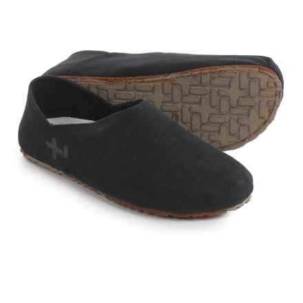 OTZ 300GMS Linen Shoes (For Men and Women) in Black - Closeouts