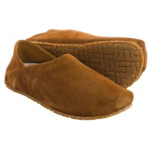 OTZ Shoes 300GMS Goat Suede Shoes - Slip-Ons (For Women) in Latte - Closeouts
