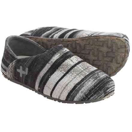 OTZ Shoes Batik Espadrilles (For Women) in Black - Closeouts