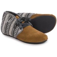 OTZ Shoes Bottine Lace Shoes (For Women) in Latee/Yucatan - Closeouts