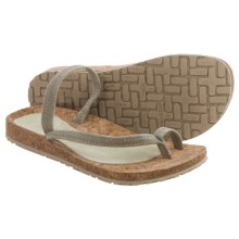 OTZ Shoes Diana Sandals (For Women) in Natural - Closeouts