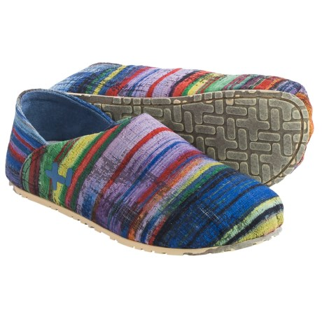 OTZ Shoes Espadrille Batik Shoes Slip Ons (For Women)
