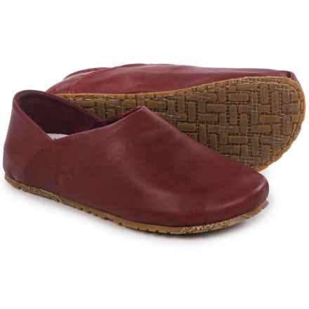 OTZ Shoes Espadrilles - Goat Leather (For Women) in Team Red - Closeouts
